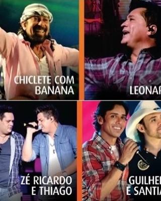 Goiás é show (Foto: Divulgação/Goiás é Show)