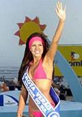 Eliza Porciúncula Justo, Garota Verão 2004 (Foto: Zero Hora)