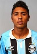 Parrudo, volante do Grêmio (Foto: Reprodução / Site Oficial do Grêmio)