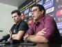 Executivo do Sport explica opção por Ney e banca Mena e DS em decisão