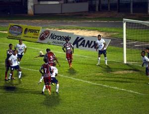 Penapolense e Botafogo-SP (Foto: Rafael Martinez / Botafogo FC)