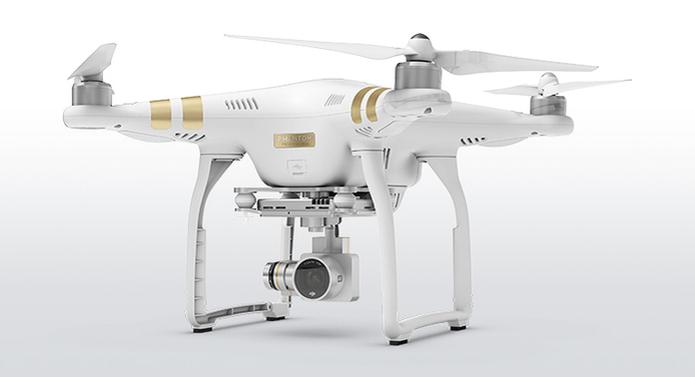 Phantom 3 é o drone anterior ao Phantom 4 com recursos parecidos (Foto: Divulgação/DJI)