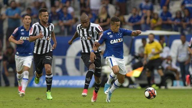 01ac0ba84f Cruzeiro x Atlético-MG - Campeonato Mineiro 2017 - Ao vivo ...