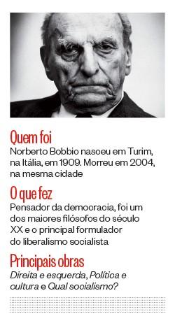 Norberto Bobbio (Foto: AFP)
