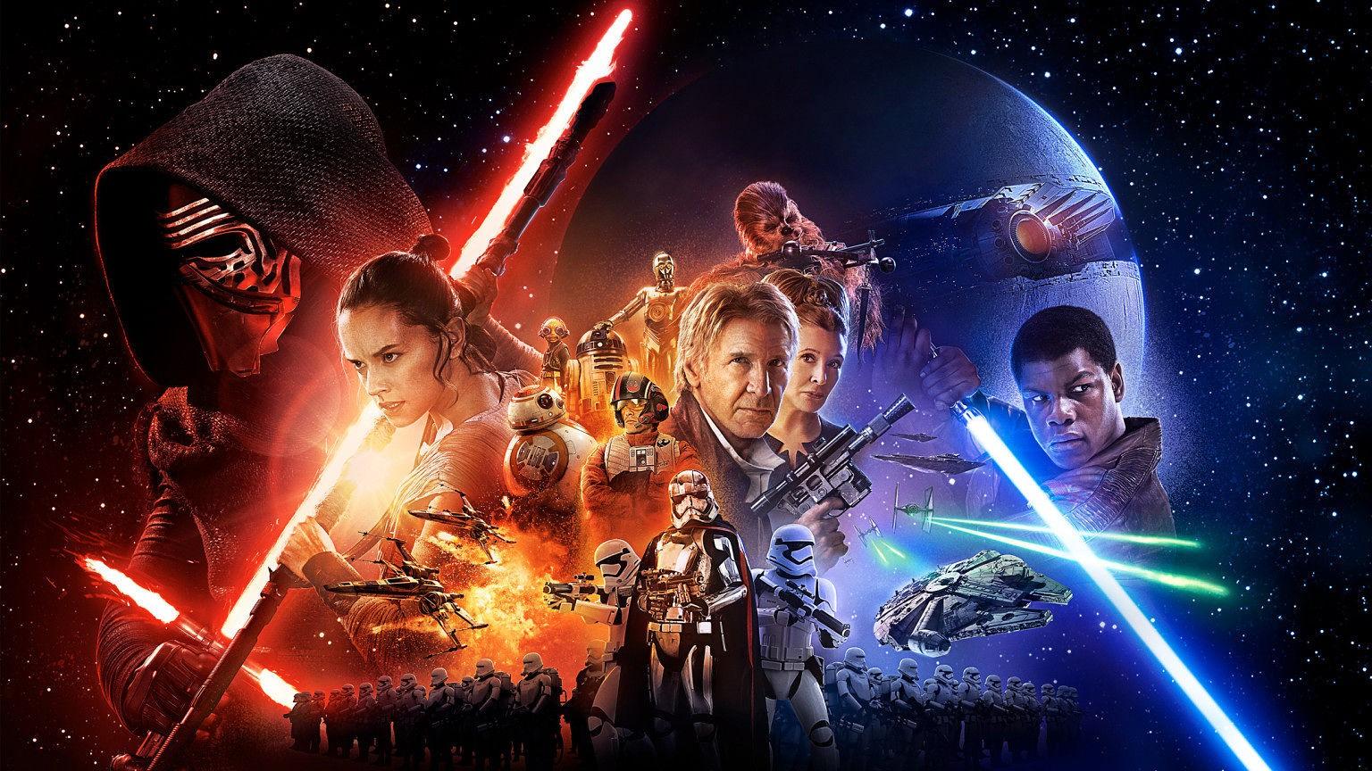 Star Wars  O Despertar da Fora (Foto: Divulgao)