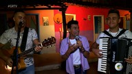 Trio Granah se apresenta no São João