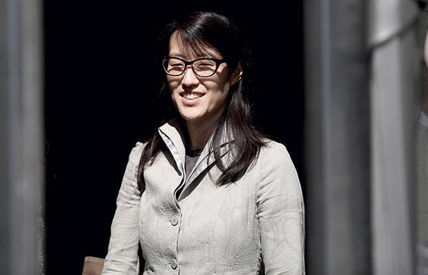 Ellen: ela pediu US$ 16 milhões na Justiça alegando ter sido prejudicada  profissionalmente por ser mulher (Foto: Stephen Lam)