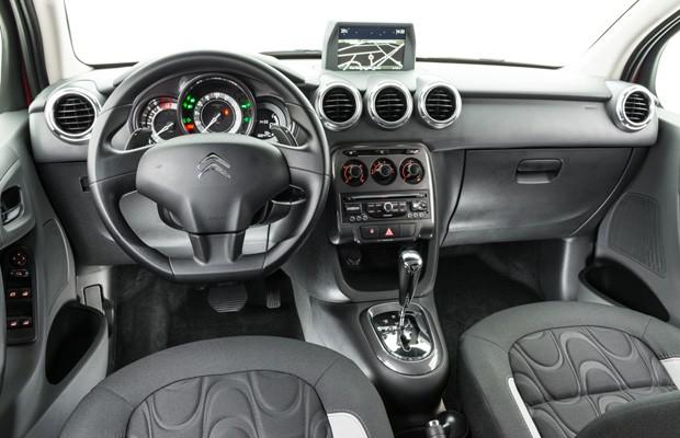 Avaliacao Citroen C3 1 6 Tendance Automatico Auto Esporte Analises