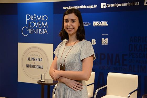 A nutricionista Camila Maranha (Foto: Arquivo pessoal)