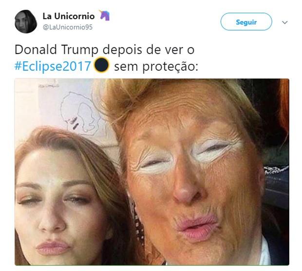 memes do Trump do Twitter (Foto: Reprodução)