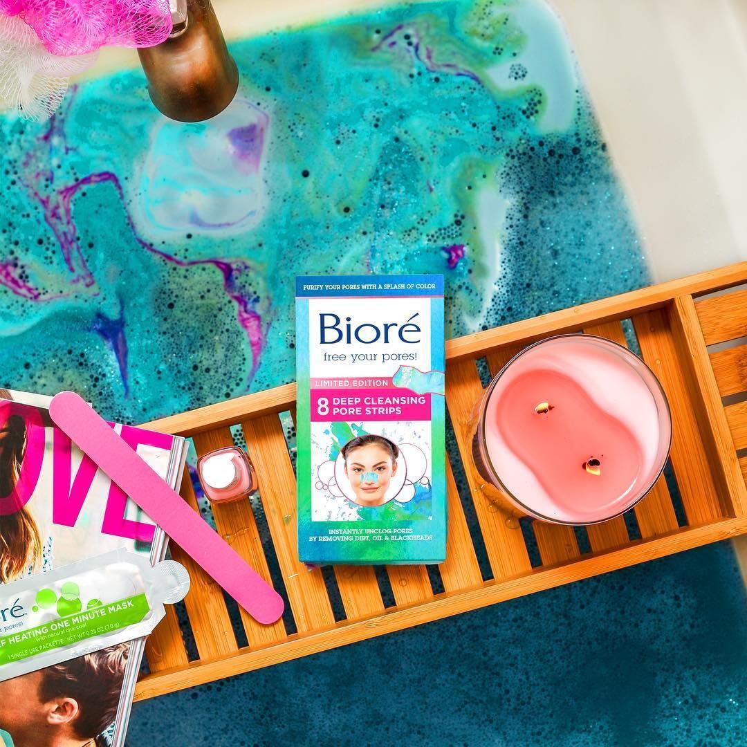 Bioré (Foto: Instagram/Reprodução)
