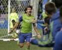 Barrios é cortado da seleção paraguaia