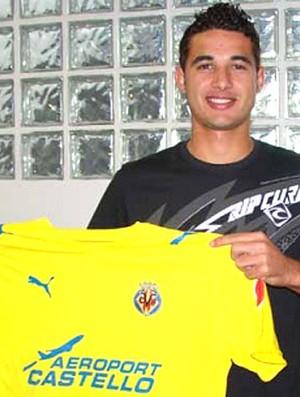 Mauricio Alves, ex-Fluminense, Villarreal, pode voltar para o Friburguense (Foto: Divulgação)