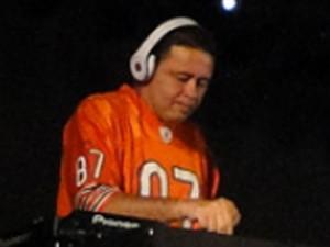 DJ Malboro leva o batidão do funk ao carnaval de Ouro Preto (Foto: Raquel Freitas / G1)