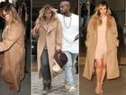 Veja qual é a roupa preferida de famosas como Kim Kardashian