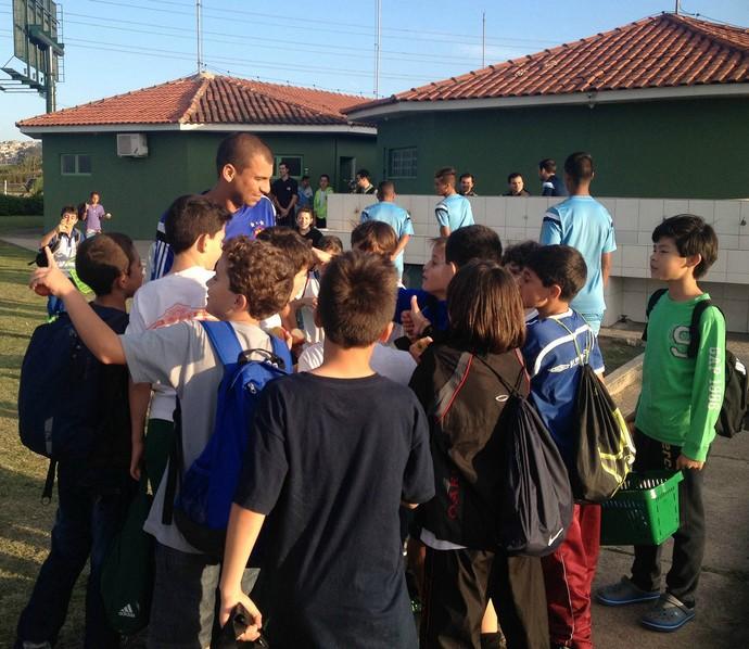 Neto Baiano Sport (Foto: Elton de Castro)