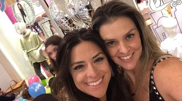 Gisela Arkalji e Bruna Arkalji Nosh (Foto: Divulgação)