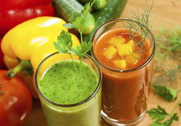 """""""Os sucos são, sim, um ótimo jeito de ingerir as vitaminas, minerais e fitoquímicas"""" (Foto: Think Stock)"""
