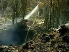 Parque de Itaúnas registra o maior incêndio da história, diz secretário