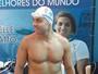 Apresentado em Santos, Felipe França mira recorde mundial dos 50m peito