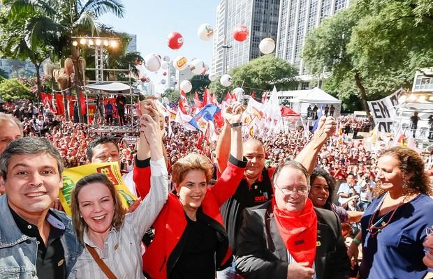 Dilma anuncia reajuste de 9% do Bolsa Família e correção de 5% do Imposto de Renda