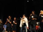 Show em benefício de vítimas de tragédia reúne mais de 10 mil em BH