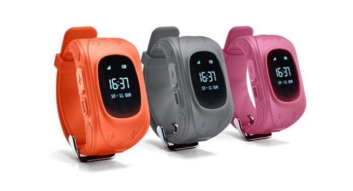 Relógio smart da Claro pode ser localizado por GPS e é vendido em três cores (Foto: Divulgação/Claro)