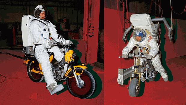 """BLOG: MM Curiosidades - """"A moto que esteve a ponto de andar na Lua"""" - de Box Repsol..."""