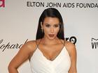 Vídeo de sexo de Kim Kardashian quase se perde em incêndio, diz site