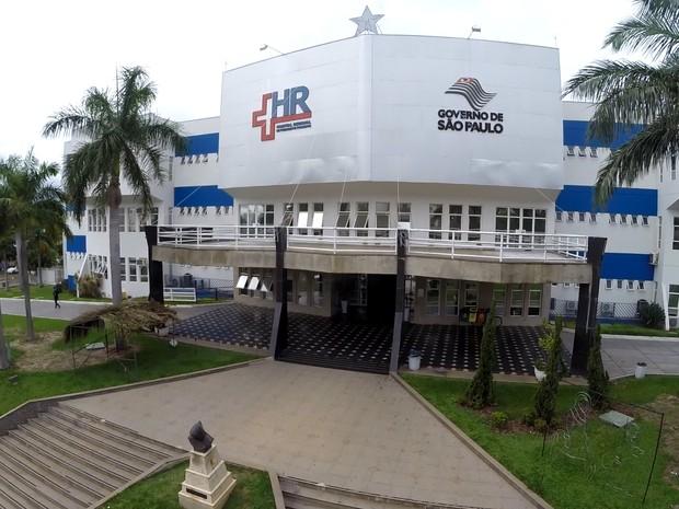 Hospital Regional de Presidente Prudente (Foto: Assessoria de Imprensa Hospital Regional)