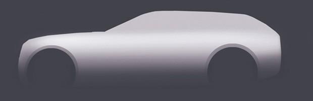 Desenho explica a carroceria de uma perua (Foto: Fernando Morita/Autoesporte)