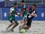 Vasco estreia com goleada na Copa Libertadores de futebol de areia
