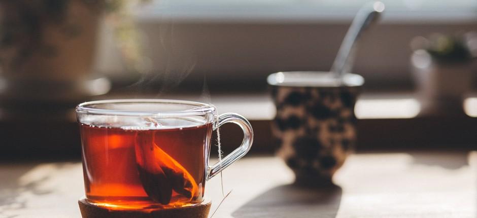 chá; tranquilidade (Foto: Pexels)