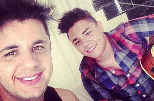 Cristiano e Felipe Araújo  (Foto: Reprodução/Instagram)