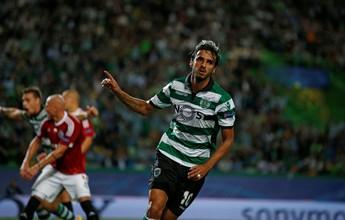 Sporting bate o Legia e conquista primeiro triunfo na Liga dos Campeões