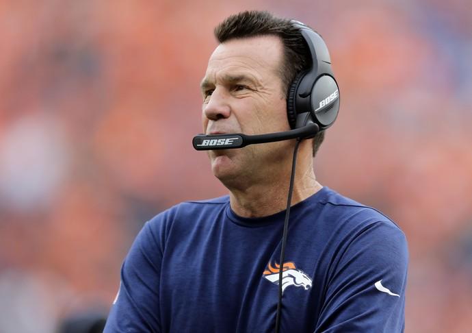 Gary Kubiak; Denver Broncos; NFL (Foto: AP)