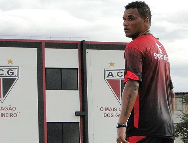 Bida, meia do Atlético-GO (Foto: Divulgação / Atlético-GO)