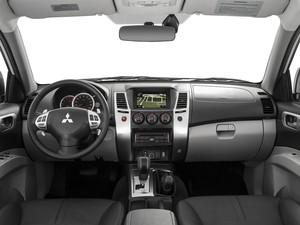 Mitsubishi Pajero Dakar 2014 (Foto: Divulgação)