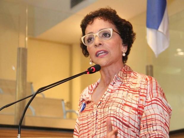 Laura Gomes deputada estadual Caruaru (Foto: Divulgação/Assessoria)