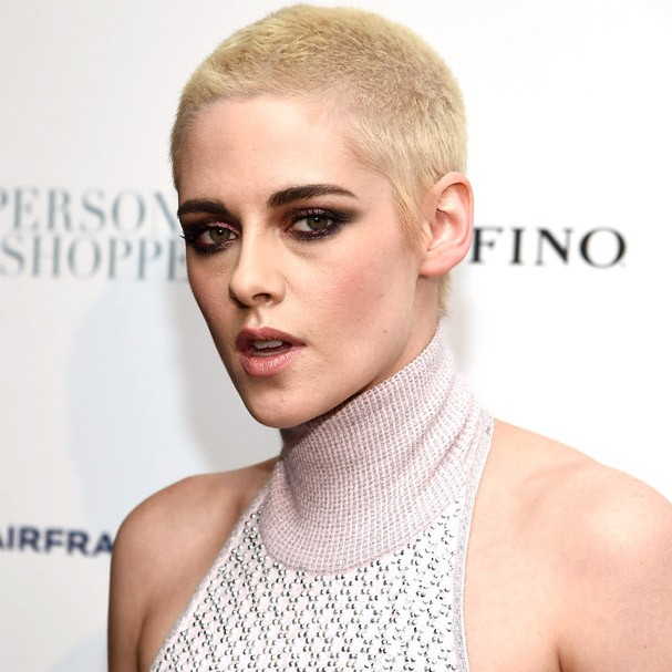 "NEW YORK, NY - MARCH 09:  Actress Kristen Stewart attends the ""Personal Shopper"" premiere at Metrograph on March 9, 2017 in New York City.  (Photo by Dimitrios Kambouris/Getty Images) (Foto: Getty Images)"