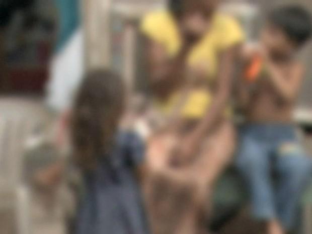 Fórum fiscaliza e combate trabalho infantil no Acre  (Foto: Reprodução/Rede Amazônica Acre)