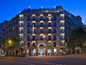 Hotel The Axel, em Barcelona (Foto: Divulgação/Trivago)