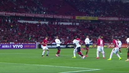 Melhores momentos de Internacional 0 x 1 Vitória pela 25ª rodada do Brasileirão