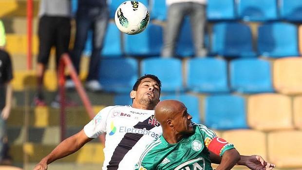 Vasco x Palmeiras (Foto: Marcelo Sadio/vasco.com.br)