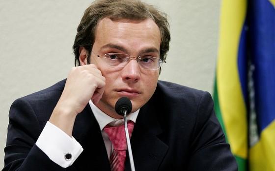 Lúcio Funaro (Foto: DIDA SAMPAIO/ESTADÃO CONTEÚDO/AE)