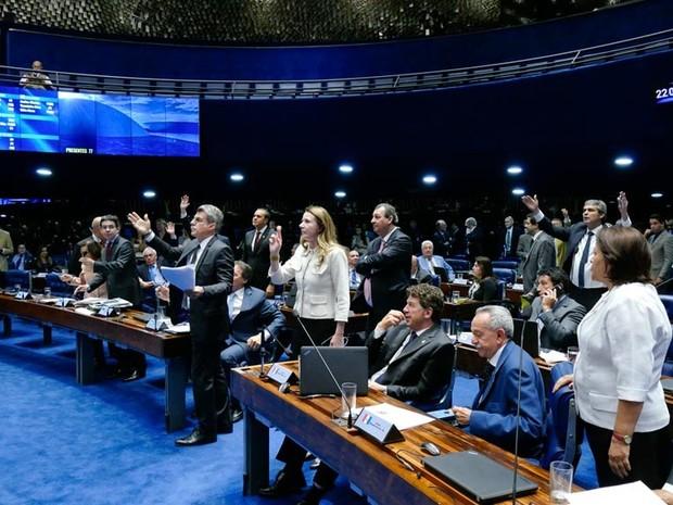 Senado aprova projeto que reabre programa de repatriação em 2017