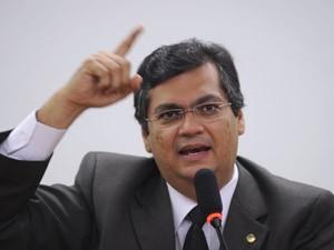Flávio Dino (Foto: Brizza Cavalcante/Agência Câmara)