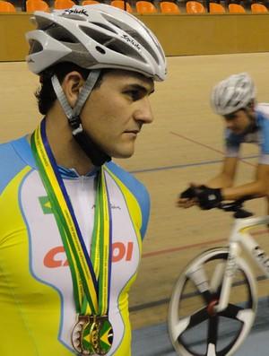 davi romeo equipe ciclismo (Foto: Rodrigo Cunha/Globoesporte.com)