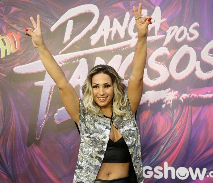 Valesca está no elenco do 'Dança dos Famosos' (Foto: Carol Caminha/Gshow)