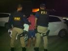 Jovem é preso suspeito de receptação em Pacaraima, interior de Roraima